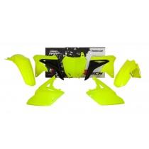 Kit Plastiche Suzuki RMZ 250 2010=>2016 Giallo Fluo Limited Edition
