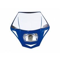 Mascherina Faro Anteriore Rtech Genesis Blu Yamaha Headlight
