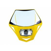 Mascherina Faro Anteriore Rtech Genesis Giallo Suzuki Headlight