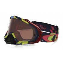 Maschera Oakley Mayhem Pro Mx - Troy Lee Design Phantom Prizm OO7051-39