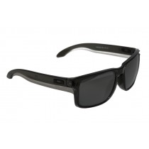 Occhiali Oakley Holbrook Grey Smoke / Black Iridium oo9102-24 Sunglasses