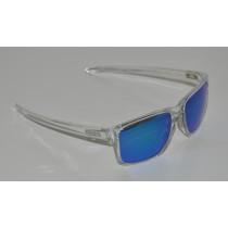 Occhiali Oakley Sliver Clear / Sapphire Iridium oo9262-06 Sunglasses
