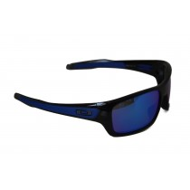 Occhiali Oakley Turbine Black Ink / Sapphire Iridium oo9263-05 Sunglasses