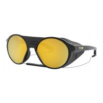 Occhiali Oakley Clifden Matte Black Prizm 24k Polarized