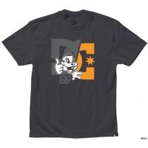 T-shirt DC Splitz Travis Pastrana - Nero